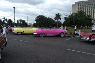 Taxi Havana - Chevy 1950